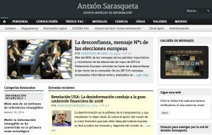 Imagen de la web antxonsarasqueta.com