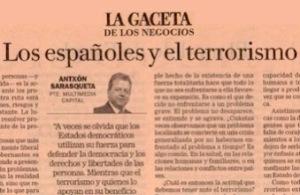 Artículo de Antxon Sarasqueta publicado en 2004